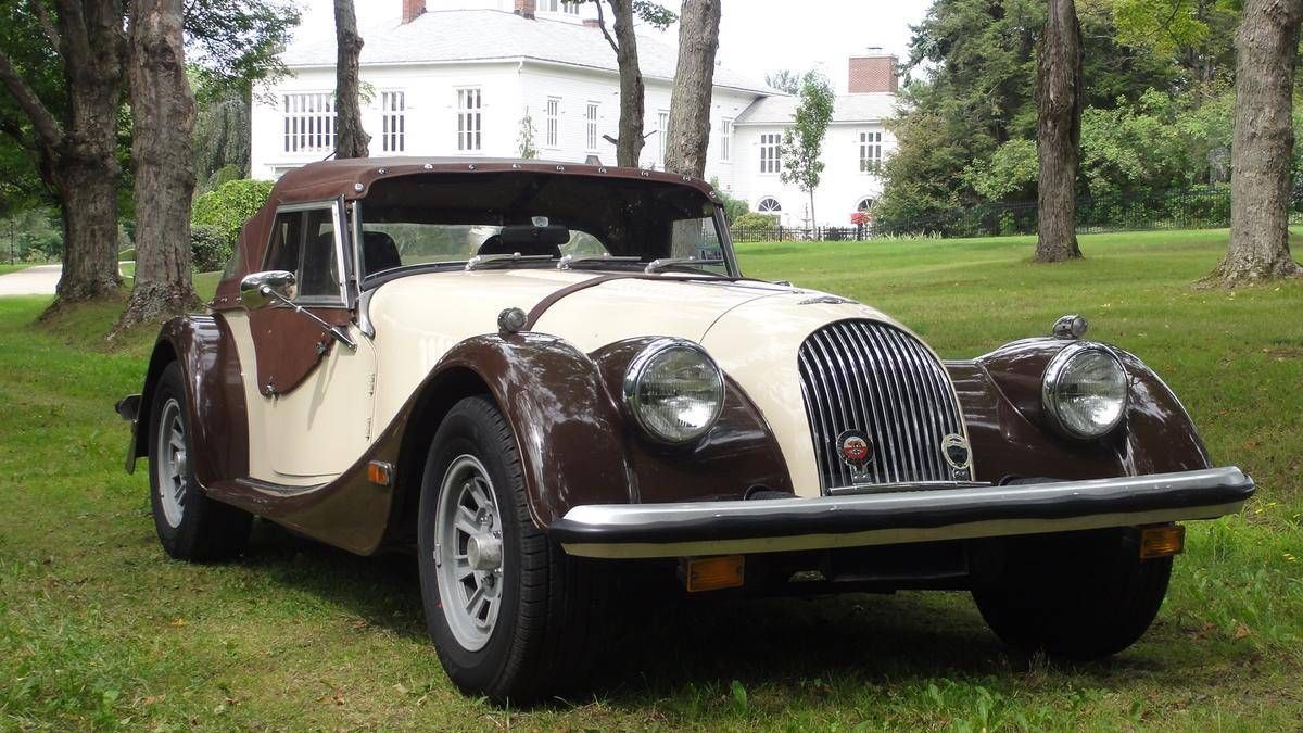 1980 Morgan Plus 8 for Sale | Old Cars | Pinterest | Classifieds ...