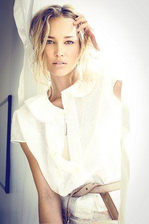 #white  blouse #