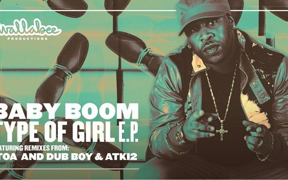 Baby Boom Type Of Girl EP – Wallabe Productions