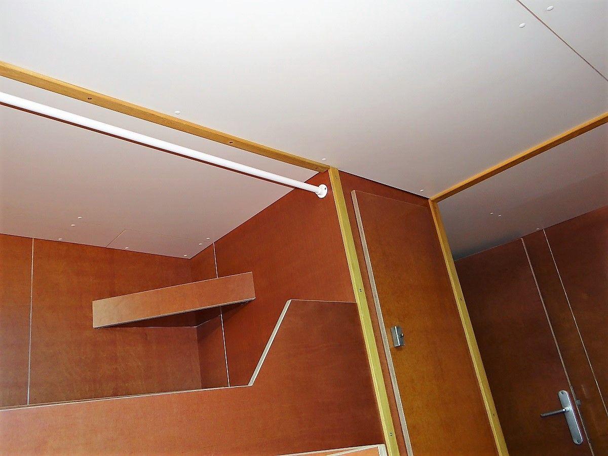 Refection De L 39 Amenagement Interieur Cabine Equipage D 39 Un Chalutier Lorientais Suite A Une Incendie De Bor Amenagement Interieur Menuiserie Chalutier
