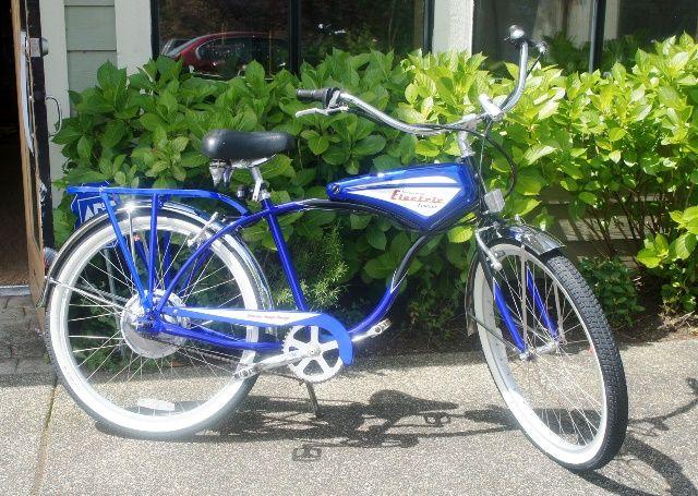 Sharper Image Electric Bike 1980 S Electric Bike Bike Bicycle