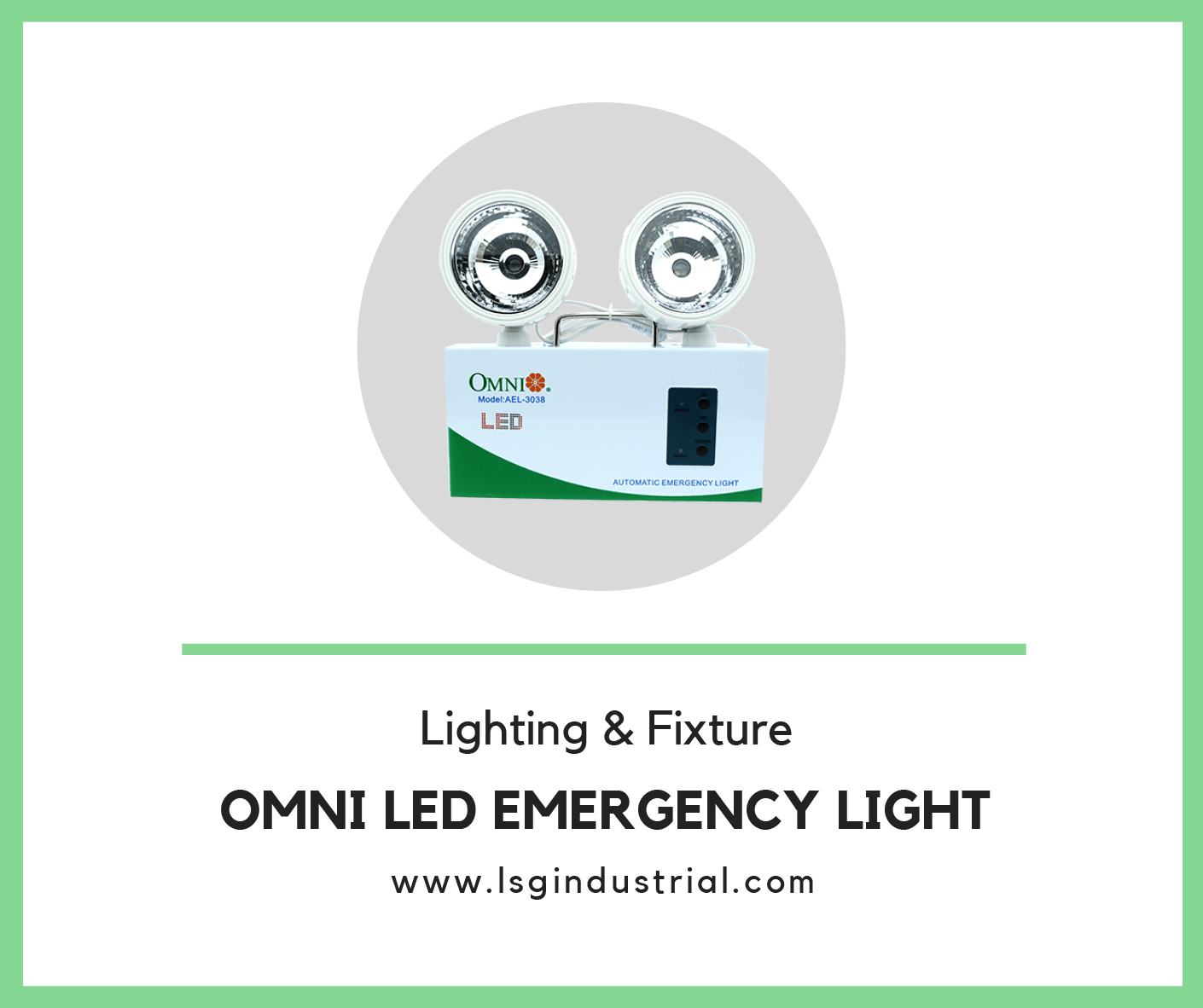 Pin By Lsg Industrial On Omni Pinterest Office Fully Automatic Emergency Light Visit