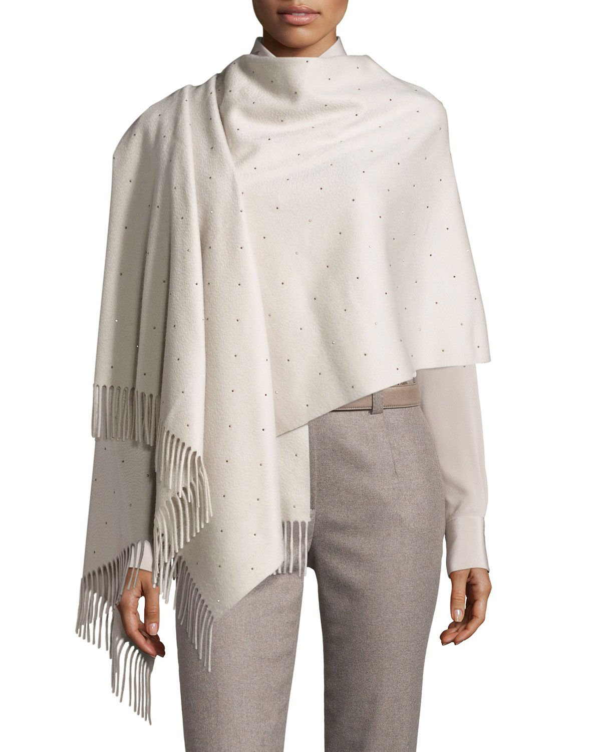 Women Cashmere Wool Scarf Mantella Winter Shawl Poncho Stole Blanket Top Quality