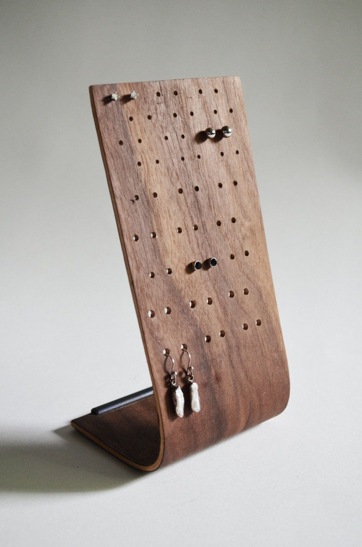 Pin By Tofufu Studio On Stockme Diy Jewelry Stand Diy Jewelry Holder Wooden Jewelry