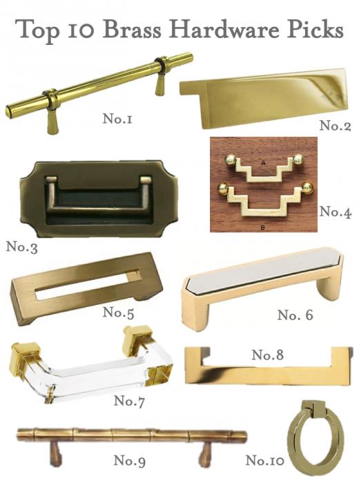 Top 10 Brass Hardware Picks Furniture Hardware Home Hardware