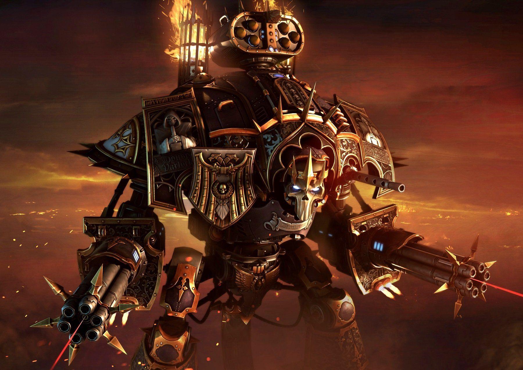 Warhammer 40,000 Dawn of War III Poster Warhammer 40k