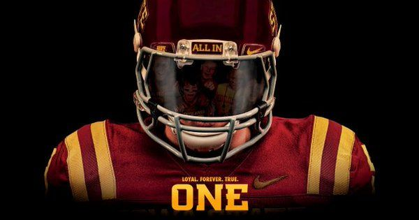 Iowa State With Images Football Helmets College Football