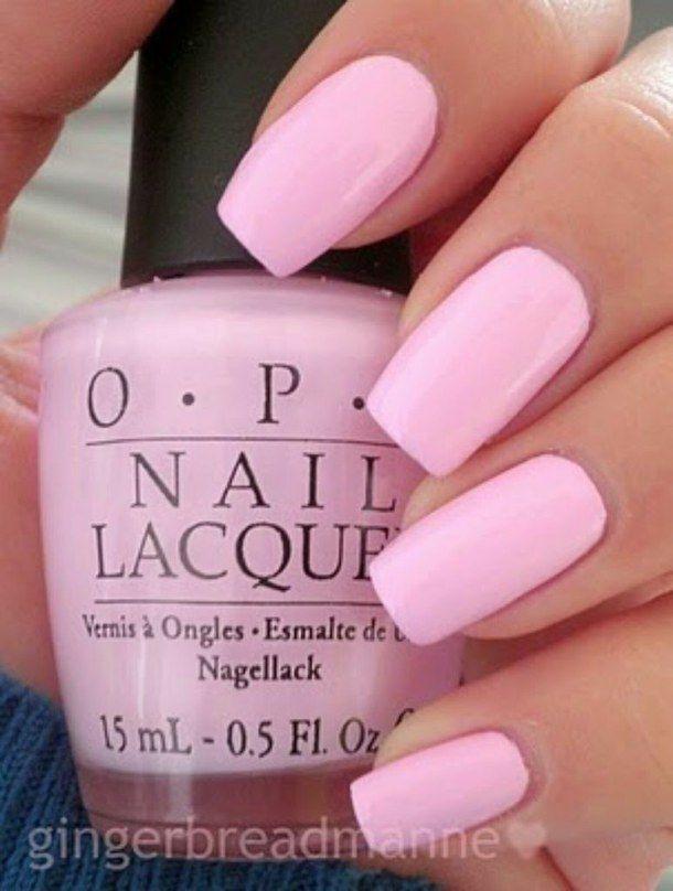 baby-pink-fashion-nail-art-nails-Favim.com-1857354.jpg (610×808 ...