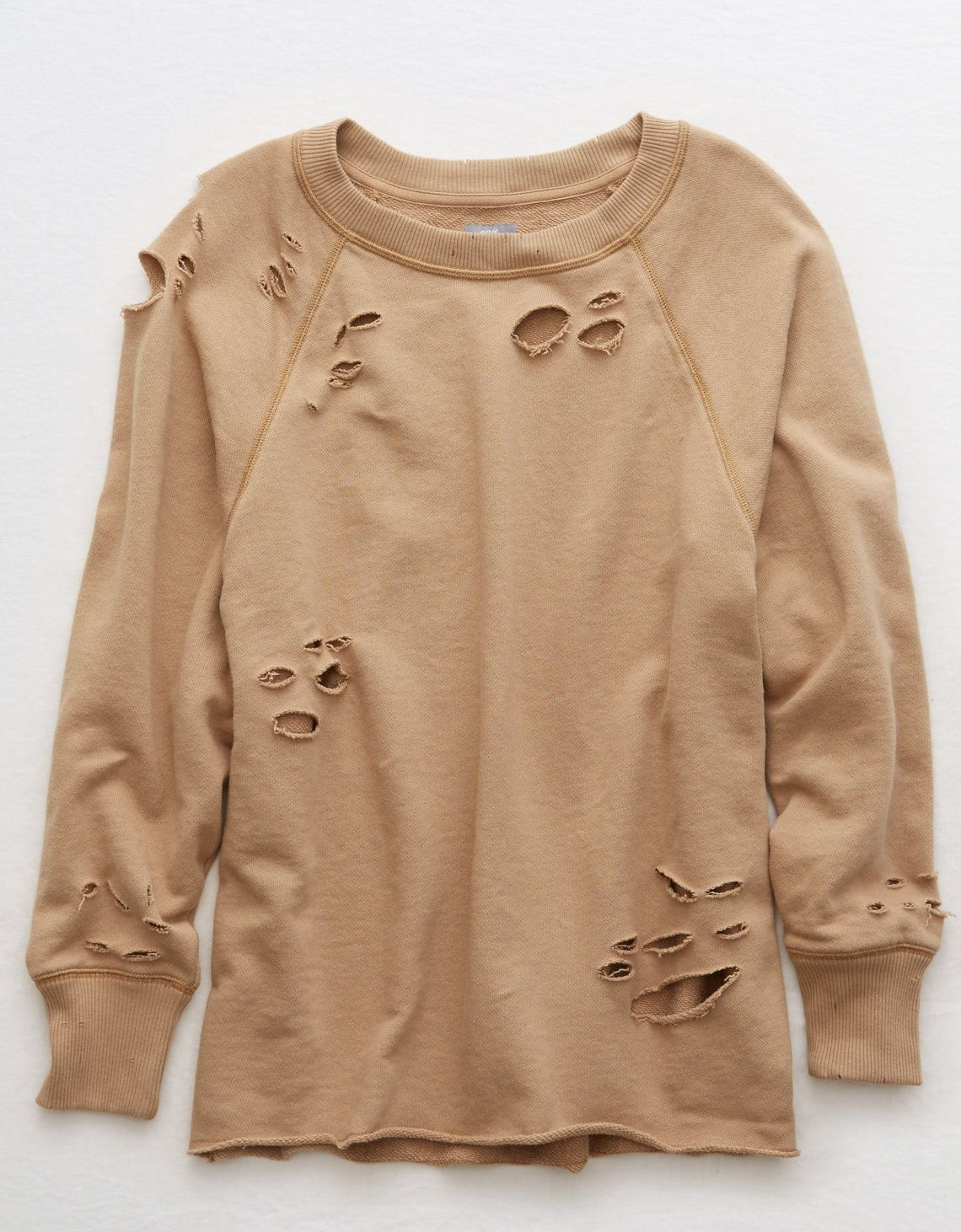 ed590ca5 Product Image Tops For Leggings, Mens Sweatshirts, Hoodies, Mens Outfitters,  American Eagle