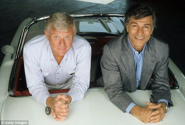 Adam And Route Star Martin Milner Dies At Age Young Man - Route 66 tv show car