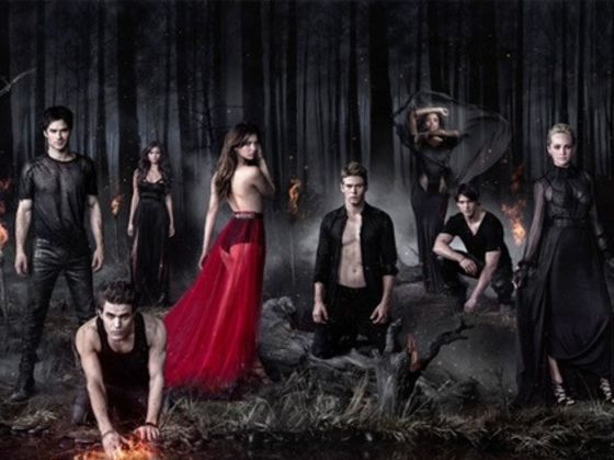 Which Vampire Diaries Character Are You?    Elana Gilbert