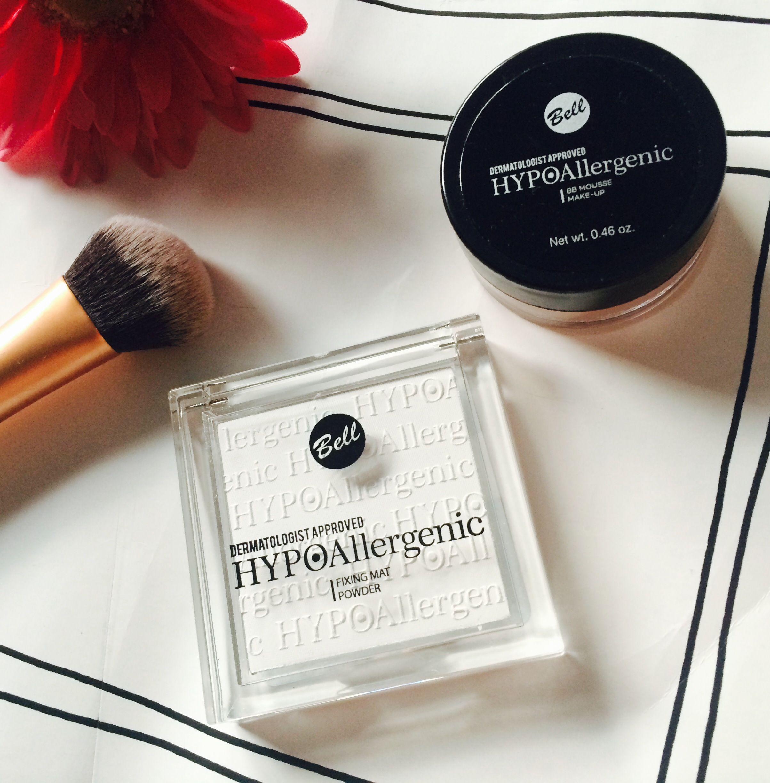 Bell Cosmetics Hypoallergenic Makeup for sensitive skin