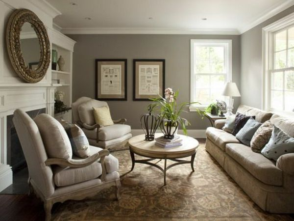 Elegante Wohnzimmer ~ Super elegante wohnzimmer als vorbilder moderner einrichtung