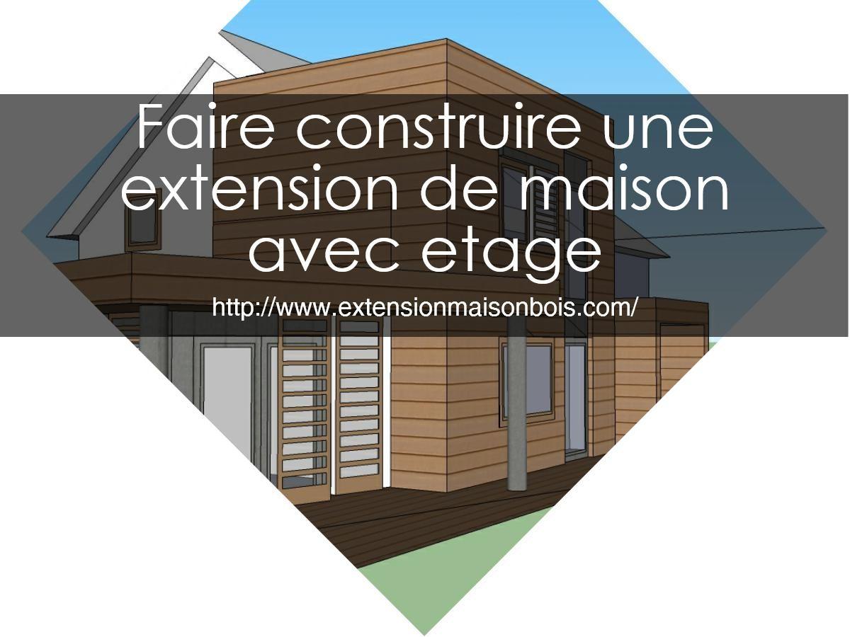 Extension Maison Etage Ou Plain Pied? Lisez Cet Article Pour Trouver Des  Réponses Et Choisir