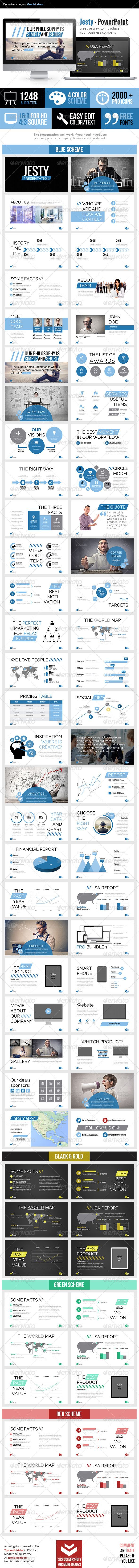 Jesty powerpoint presentation template update v10 business jesty powerpoint presentation template update v10 toneelgroepblik Image collections