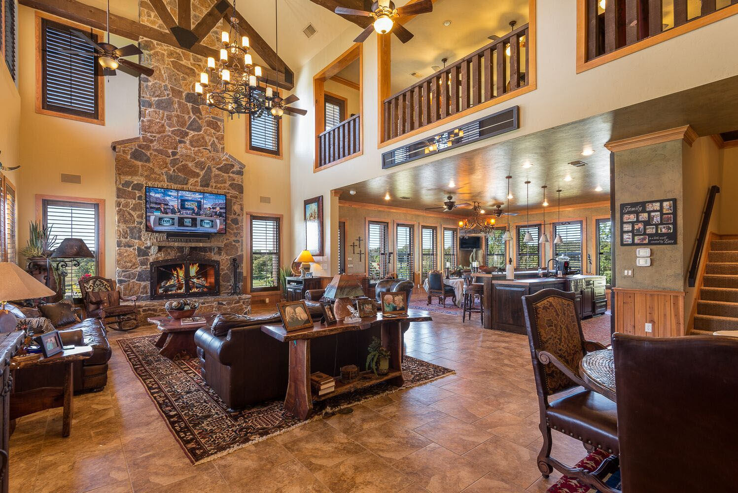 Terry Bradshaw's Sprawling Oklahoma Ranch Is On the Market