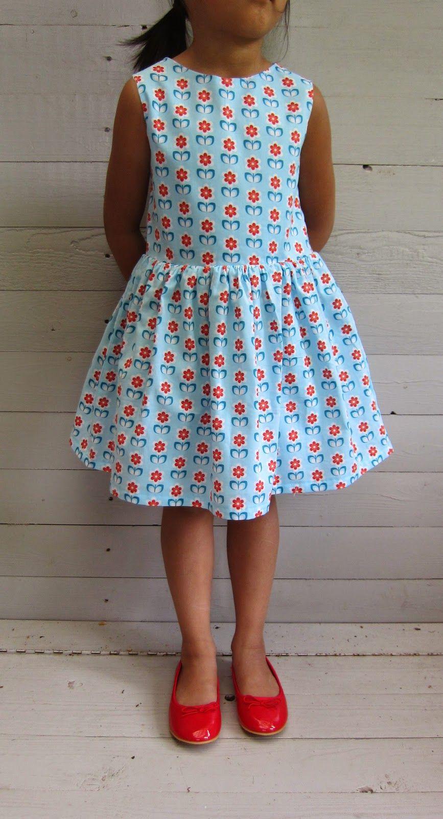 meisjes jurk patroon