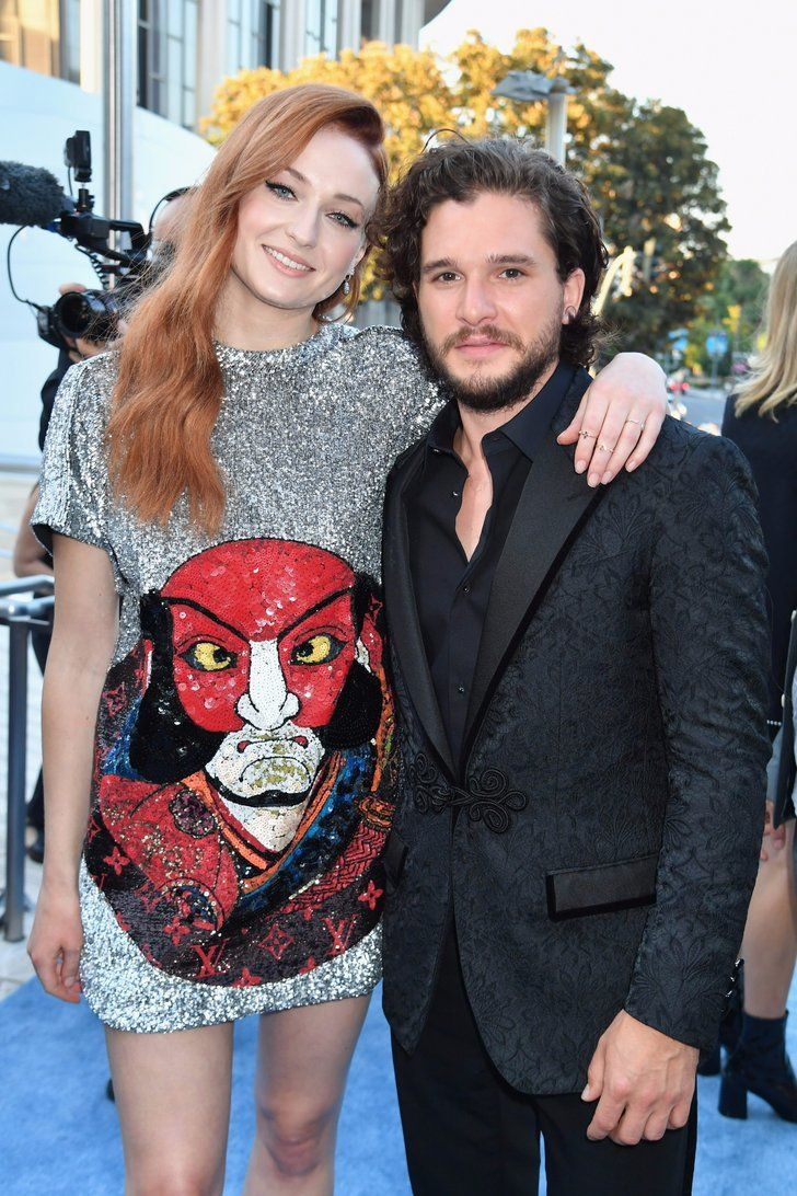Sophie Turner and Kit Harington's Friendship Moments Will ...