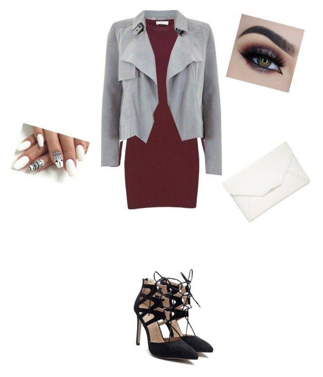 """Untitled #35"" by amorgarcia on Polyvore featuring beauty, A.L.C., Mint Velvet and Style & Co."
