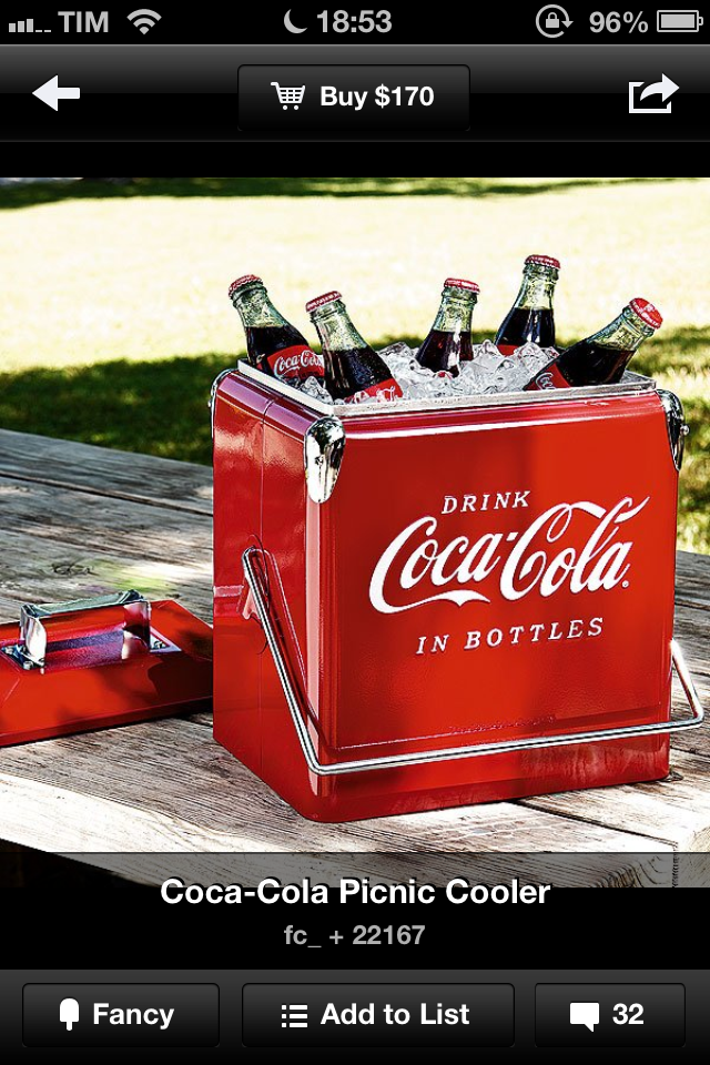 Explore Vintage Coca Cola Coolers And More
