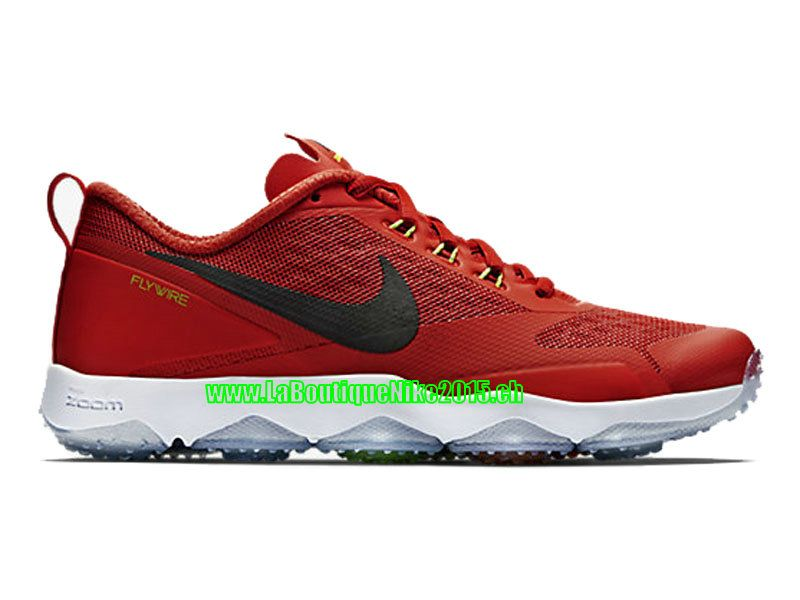 new styles 92405 41aa5 Nike Zoom Hypercross TR - 2015 Chaussure de Training Nike Pas Cher Pour  Homme Rouge Grenadine Blanc-Volt-Noir