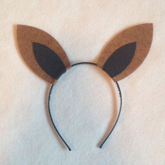 1 Kangaroo ears headband birthday party favors photo booth prop Halloween costume supplies invitation dress up Australia