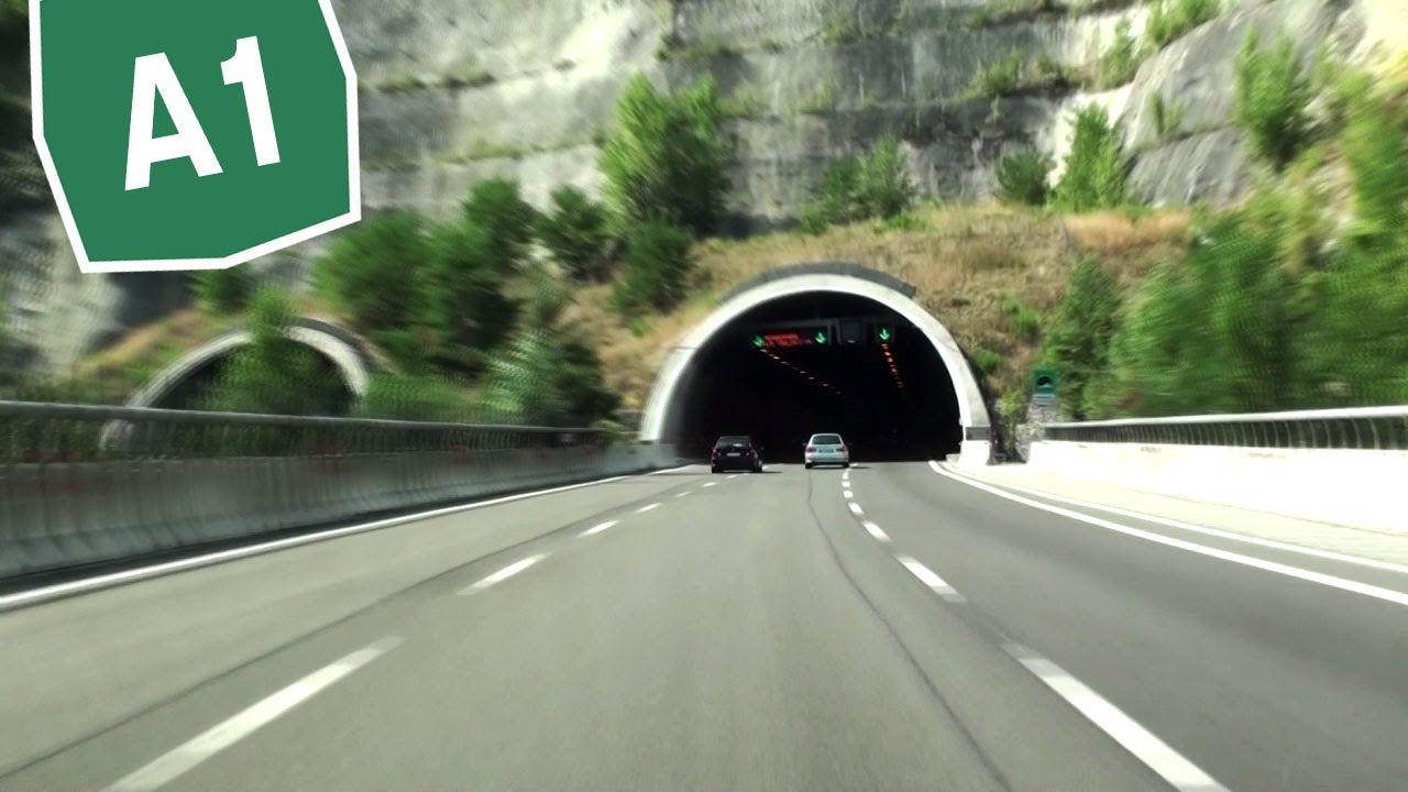 IT / A1 Bologna - Firenze / Tratto Appenninico / Autostrada del Sole