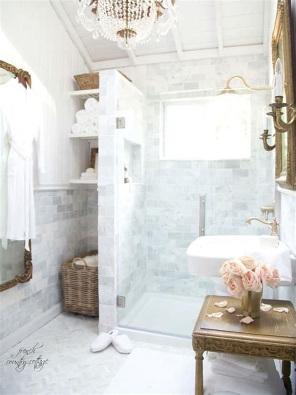 50 Best Modern Country Bathroom Design And Decor Ideas For 2019 Homenthusiastic Country Bathroom Designs Modern Country Bathrooms French Cottage Bathroom
