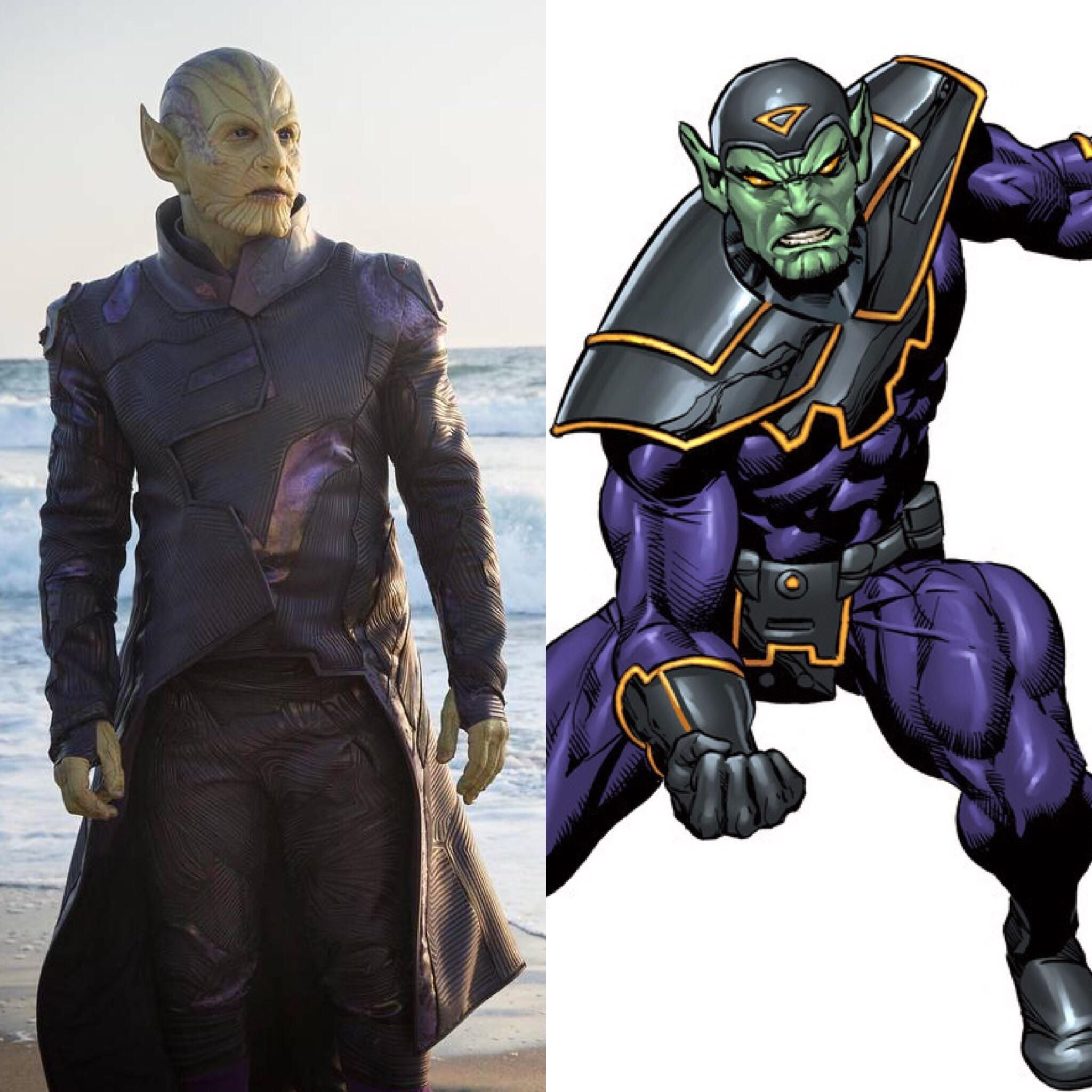 ben mendelsohn as talos