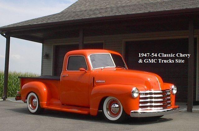 Vintage Chevrolet Trucks Chevy Pickup Trucks Chevy Trucks Classic Chevy Trucks