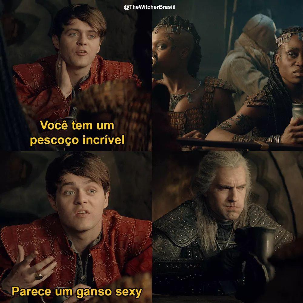 The Witcher em 2020 O mago, Netflix filmes e series