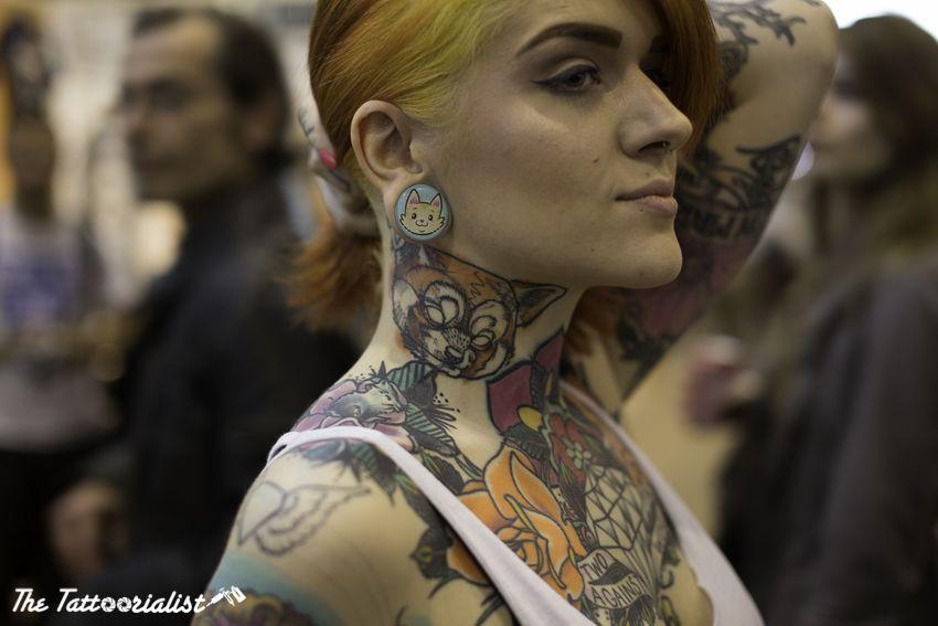 The Tattoorialist au Mondial du Tatouage (Paris)