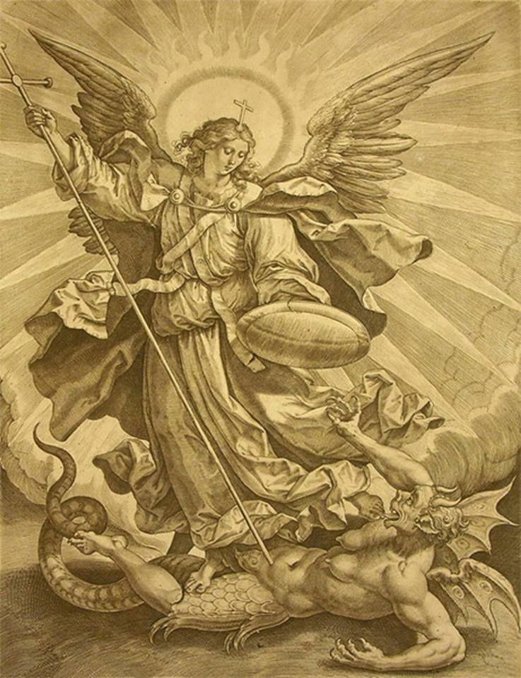 23+ Tatouage archange saint michel inspirations