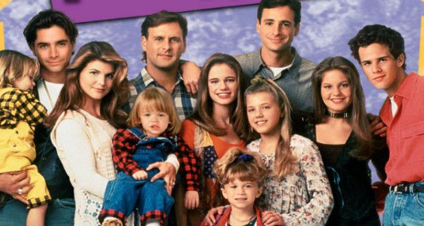 Tv Full House Reboot Fuller House Officially Coming To Netflix Stuck In The Middle Full House The Middle Episodes