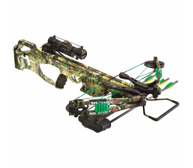 PSE Fang 350 XT Crossbow | Sportsman's Warehouse | Camping