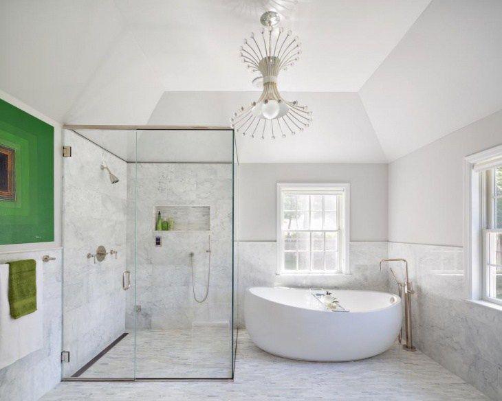 25 Fresh Steam Shower Bathroom Designs Trends Modelos De