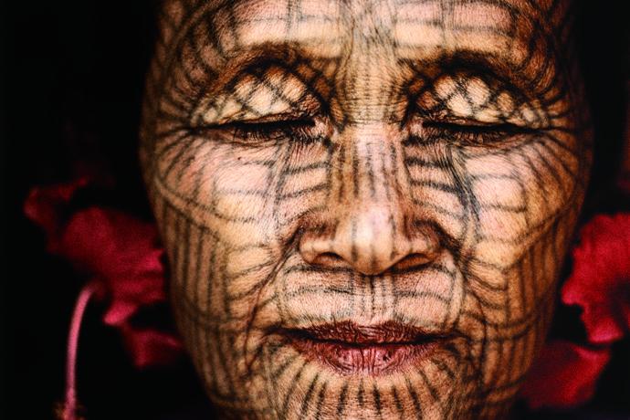 Pin By Jens Meurer On Tattoo: Chin Women Of Myanmar By Jens Uwe Parkitny