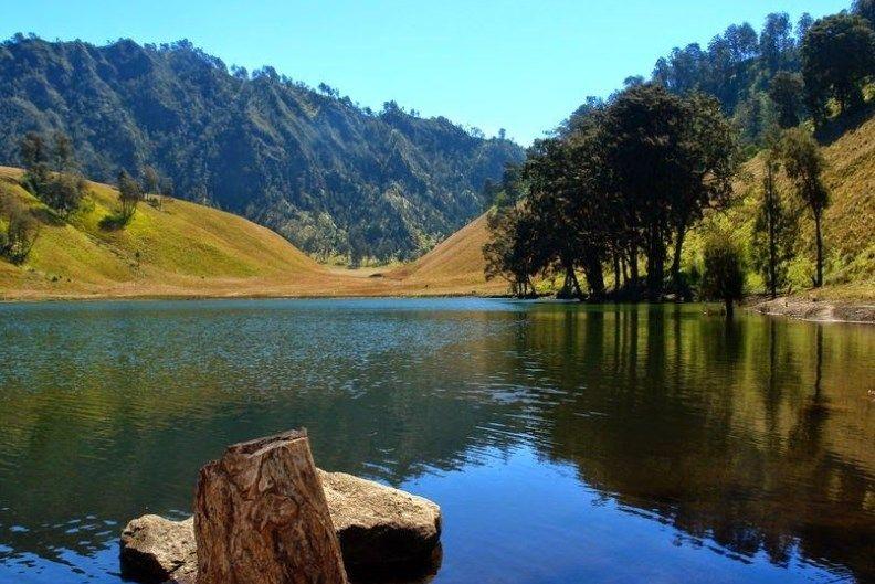 Bukit Barisan Selatan National Park | Danau, Taman ...