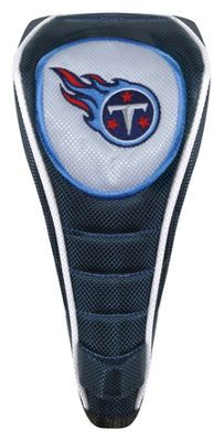 McArthur Sports NFL Shaft Gripper Fairway Wood Headcover - Tennessee Titans