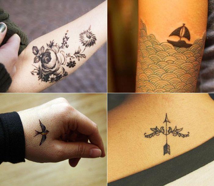 Depois dos Quinze | Bruna VieiraInspiração: tatuagens criativas
