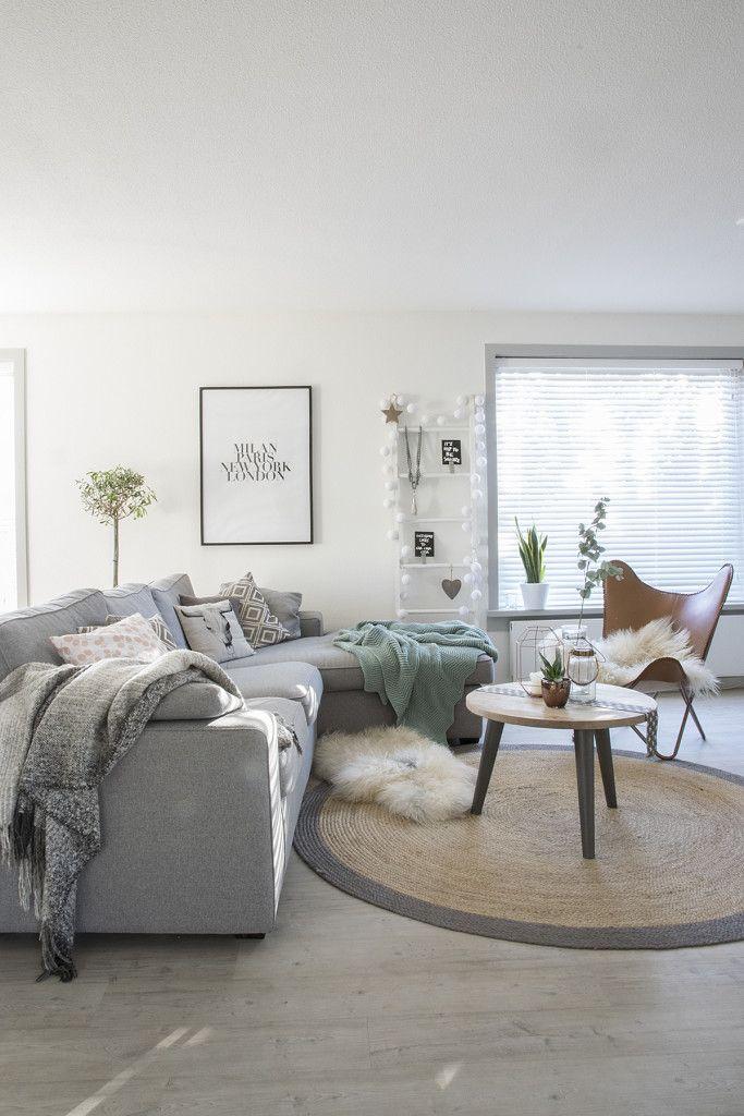 Binnenkijken bij Marlou & Jurre - woonkamer   - Binnenkijken bij ...