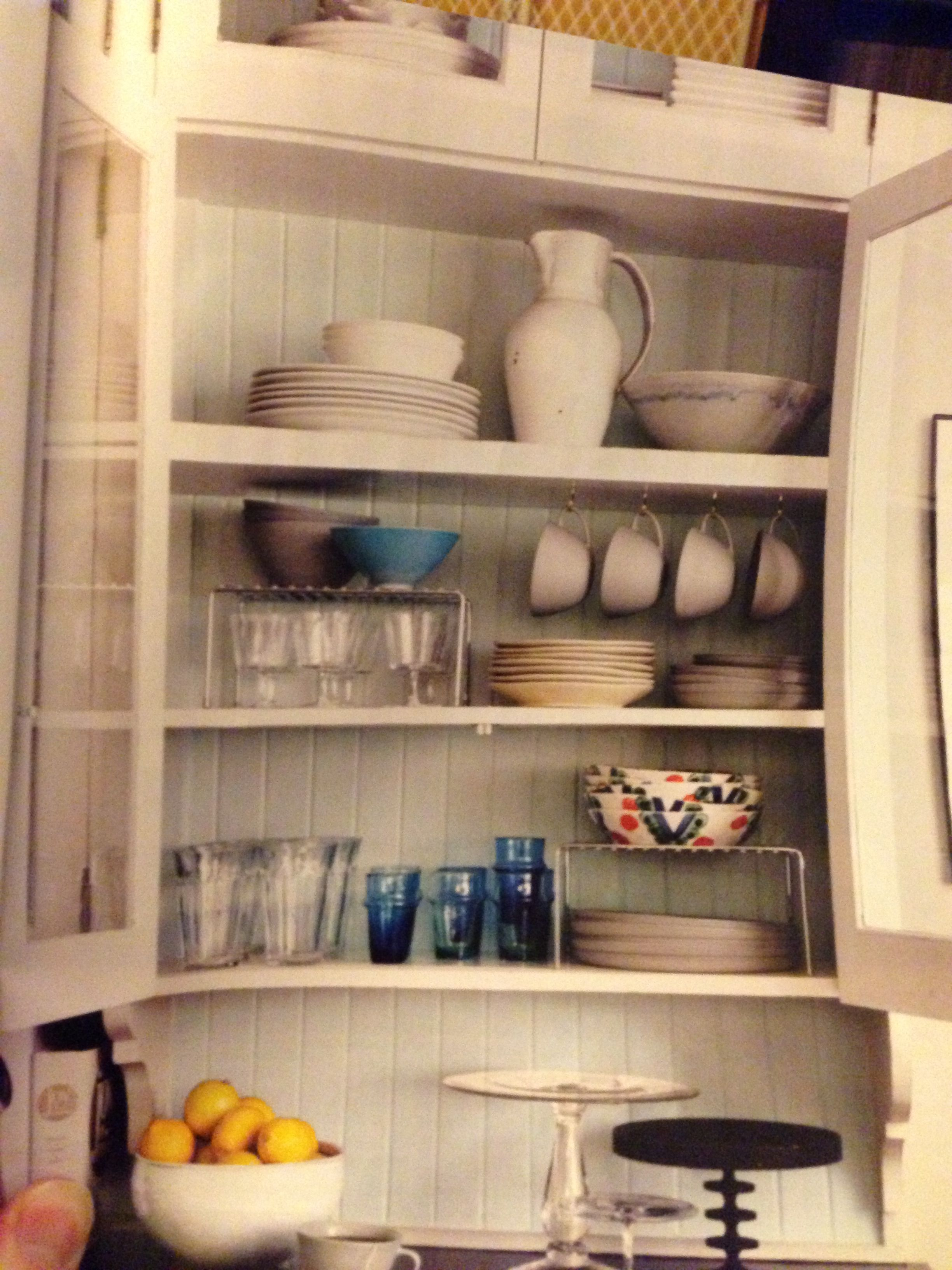 organize your dishes home decor decor shelves on kitchen organization dishes id=61451