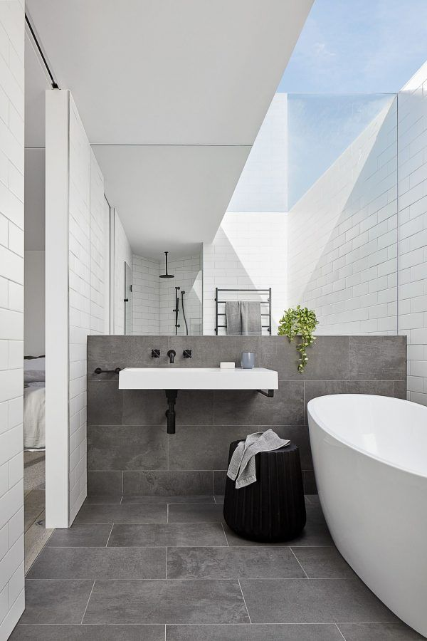 New Modern Minimalist Bathroom Ideas Mit Bildern Art Deco