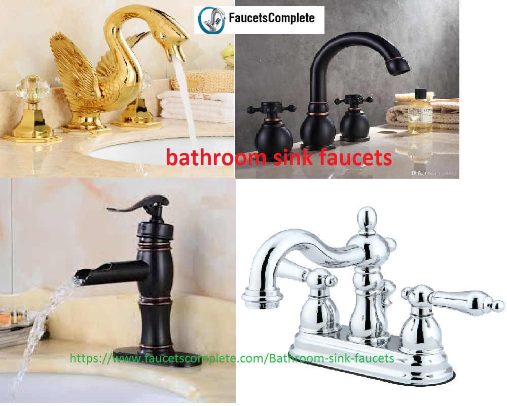 Usa Standard Bathroom Sink Faucets Are Available In A Wide Variety