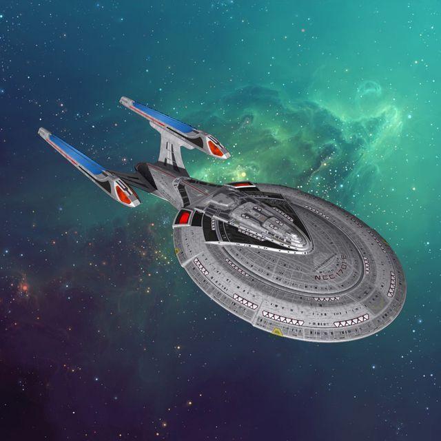 USS Enterprise-E.