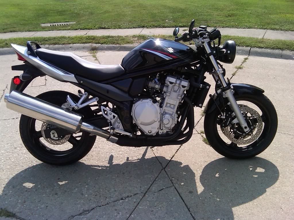 Is This Viable For A Suzuki Gsx650f