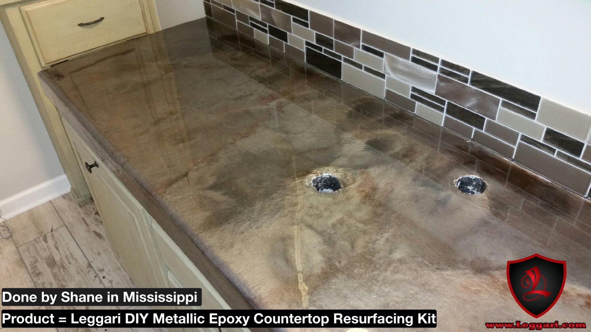 Diy Epoxy Countertop Resurfacing Kits Order Yours Today And