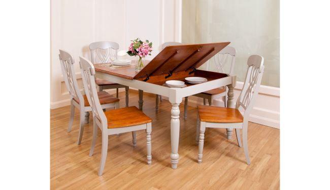 Love The Hidden Storage Option Kitchen Table With Storage Dining Table In Kitchen Bespoke Dining Table