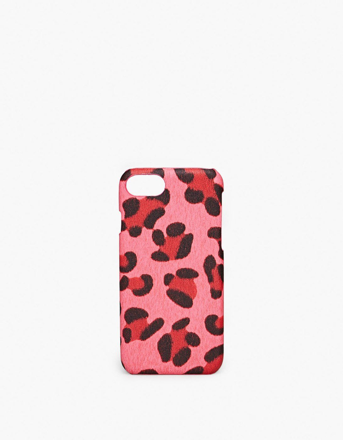 8ad6fd35ac2 Funda móvil leopardo rosa Iphone 6/7/8 - Otros | Stradivarius España ...