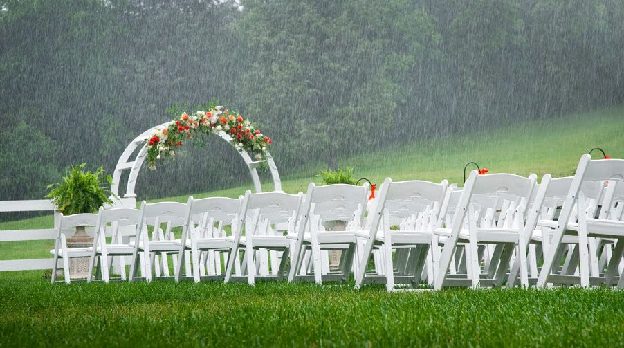 How Much Does A Tent Wedding Cost